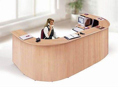 Ofimat mostrador 1 - Mostradores recepciones - Rochel muebles de oficina