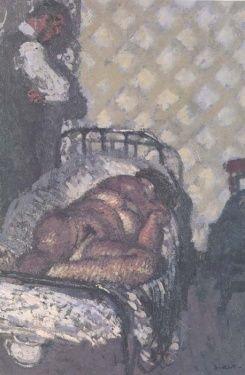 """""""L'Affaire de Camden Town"""" 1909. Walter Sickert"""