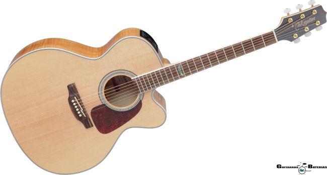 Takamine GJ72 Jumbo. Guitarra Electroacústica.