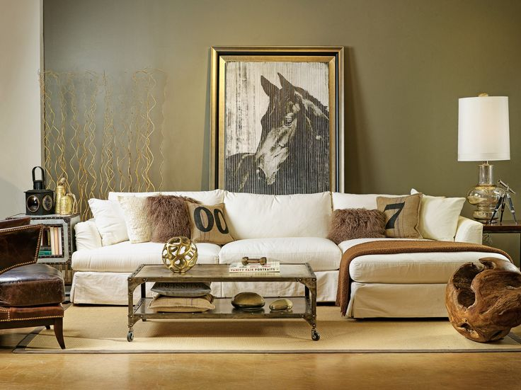 Super Put Together Version Of A Thrown Idea Love The Horse Head Fashion Interiors By High Home