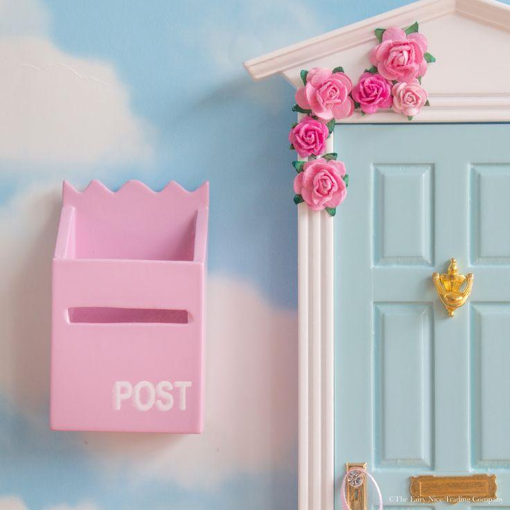 Blue Fairy Door UK