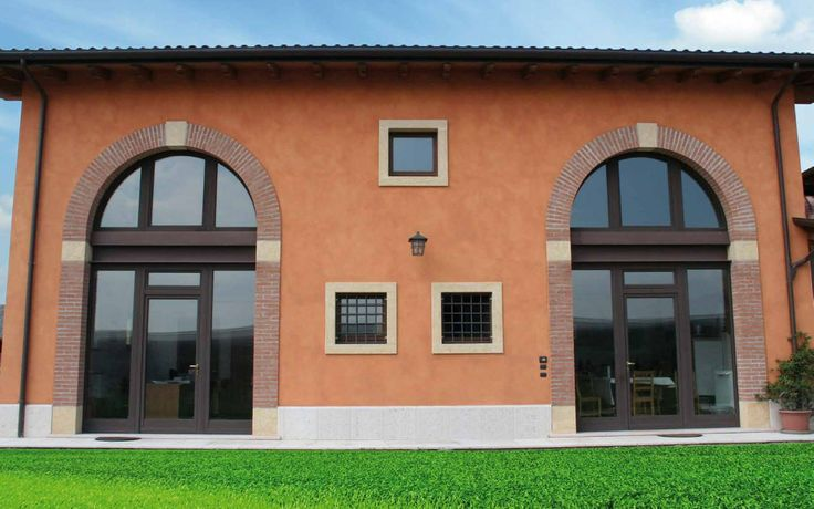 Windows and doors are the basic Albertini product, which can offer you attractive and flexible solutions.