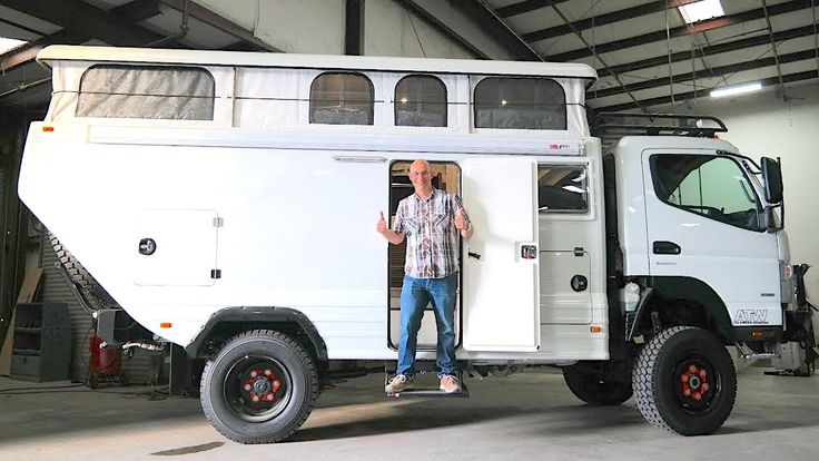 Ultimate Global Expedition Vehicle All Terrain Warriors