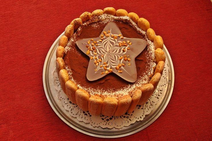 Tort Tiramisu pentru Craciun