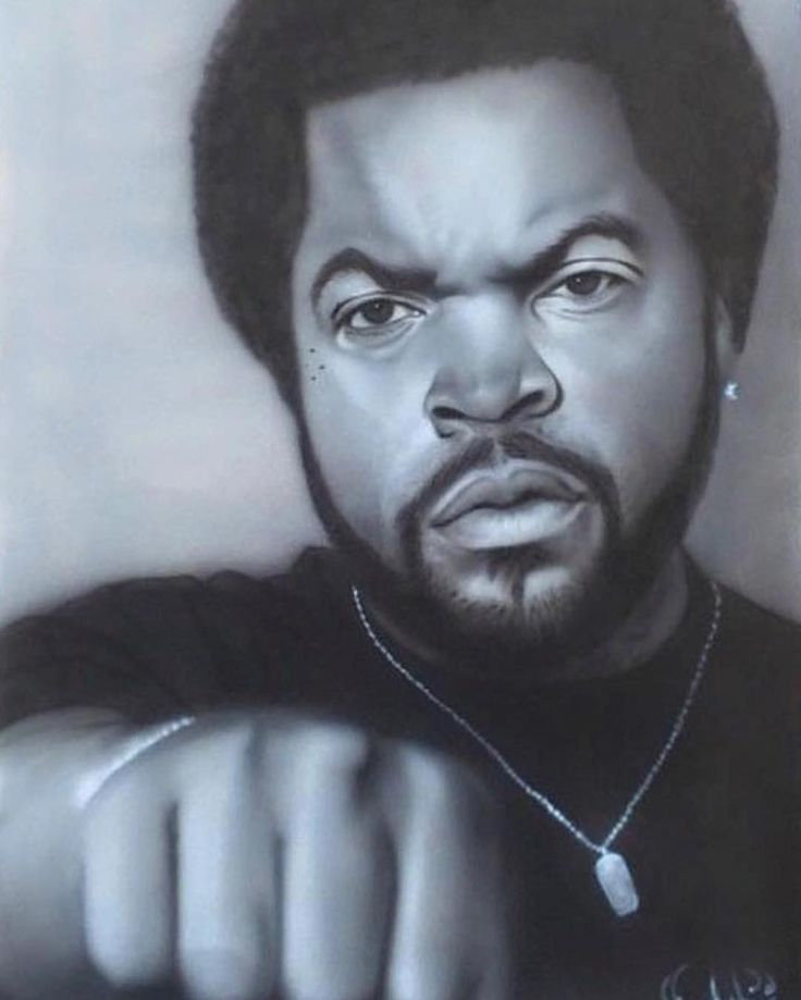 "416 Likes, 20 Comments - Jason Manukau (@jmunz549) on Instagram: ""Painting of @icecube hit me up if you would like this as a print. #jmunzprints getting ready for…"""