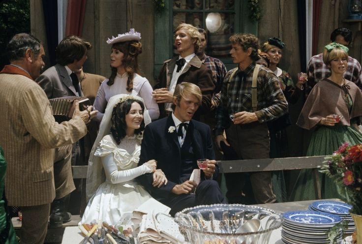 Here Come The Brides 1968 Jason Bolt - Robert Brown Jeremy ...