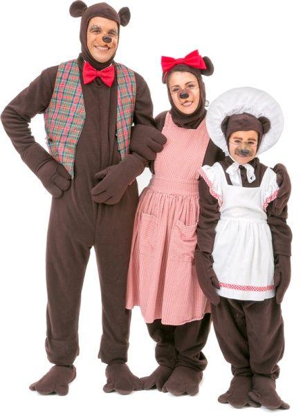 Rental Costumes for Shrek the Musical - Bear Family