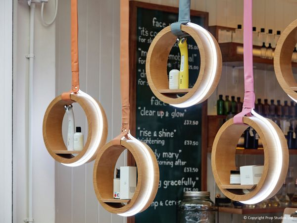 FaceGym - Future Retro - Retail Focus - Retail Blog For Interior Design and Visual Merchandising