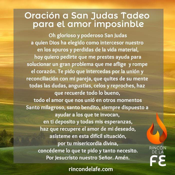 Descubre quien fue San Judas Tadeo. Conoce su historia, oraciones, frases, milagros, novenas, fotos y el día en que se recuerda a San Judas Tadeo.