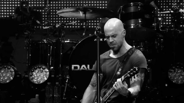 "Chris Daughtry - ""In The Air Tonight"" (LIVE COVER w/ Brad Arnold), via YouTube."