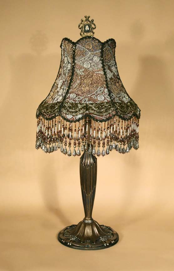Best 25+ Victorian lamp shades ideas on Pinterest ...