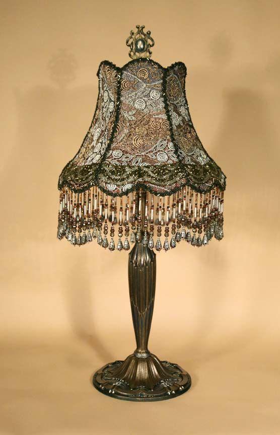 Best 25+ Victorian lamp shades ideas on Pinterest ...