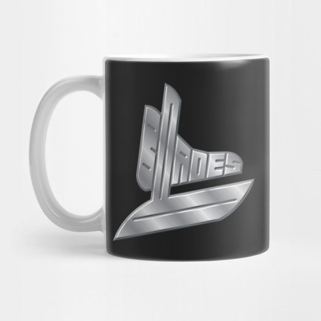 Check the standings of your fantasy hockey league first thing in the morning while you enjoy some coffee in your favourite mug featuring your team logo, the Blades.