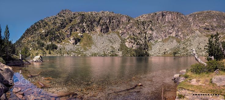 Popular on 500px : Lago Redó by apaches