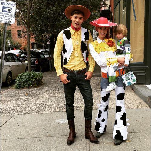 male model halloween costumes on instagram vogue paris