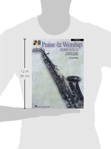 Praise & Worship Hymn Solos: Clarinet/Tenor Sax Play-Along Pack
