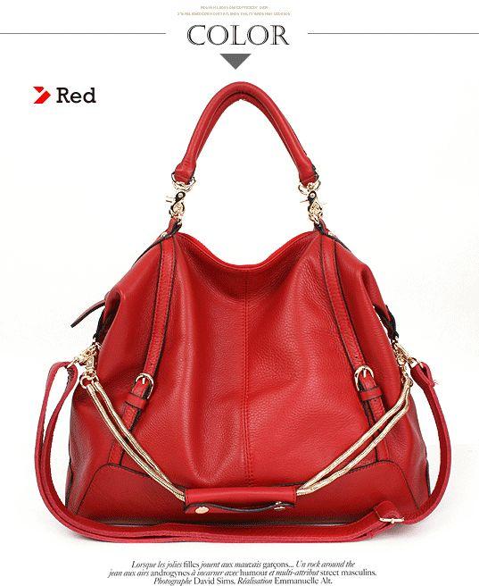 Смотрите на фото: Купить стильную красную сумку - замшевые, лаковые красные сумки