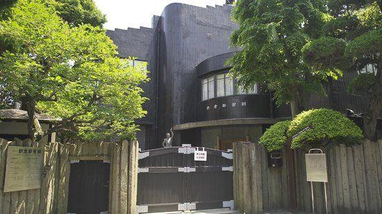 彫刻家・朝倉文夫のアート的な自宅を改装した個人美術館。 朝倉彫塑館 旅行写真・画像 - トリップアドバイザー