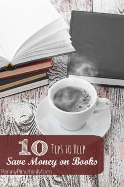 If you love to read, you know it can be expensive to purchase all of those books! Find out these TEN secrets to help you score cheap (or even FREE) books!!!