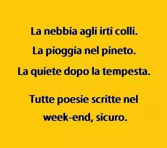 Week - end