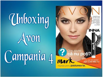 Cerasela Blog: Unboxing Avon Campania 04/2017