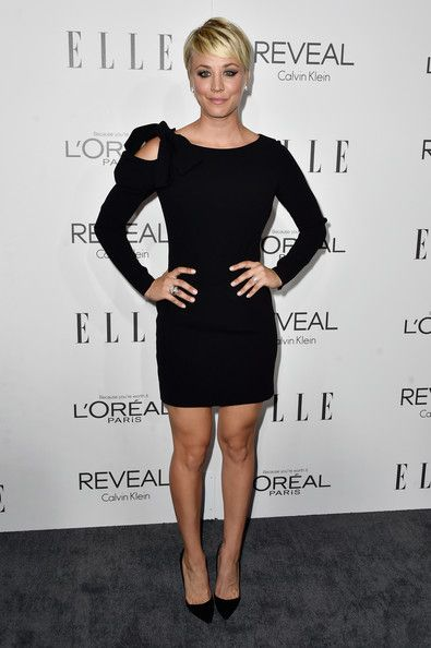Kaley Cuoco Pixie - Kaley Cuoco Looks - StyleBistro