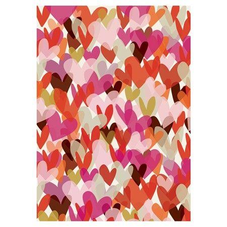 GWE389 - overlapped hearts Caroline Gardner