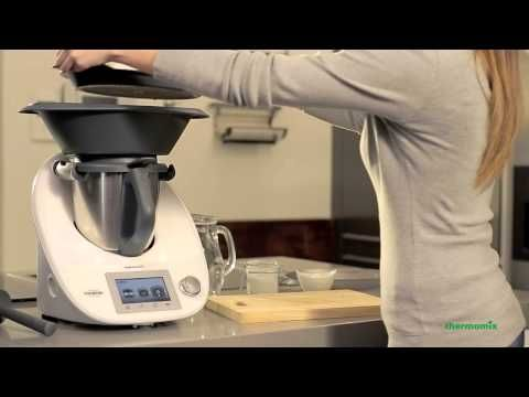 Thermomix TM5 - STEAMING (EN) - YouTube