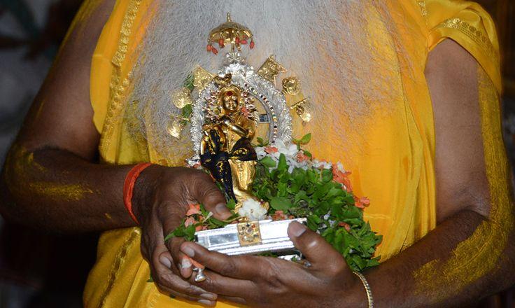 Sri Krishna Janmashtami Festival at Mysore Ashrama on 9th August 2012