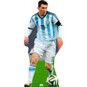 Lionel Messi Lifesize Cutout 059