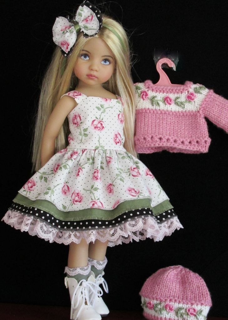 EFFNER LITTLE DARLING DOLLS HANDMADE CLOTHES