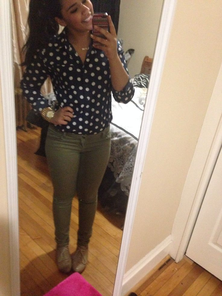 Olive Green Outfit Of The Day: 17 Best Images About How To Wear Olive Jeans On Pinterest