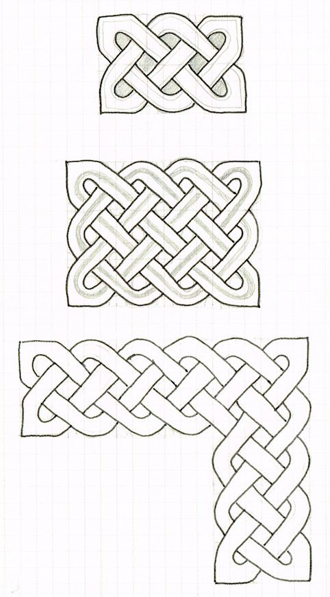 From My Sketchbook Celtic Knots