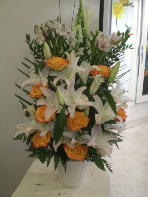http://www.unny.com flowers arrangement