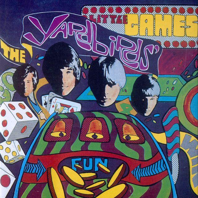 Little Games By The Yardbirds Jacket In 2018 Pinterest