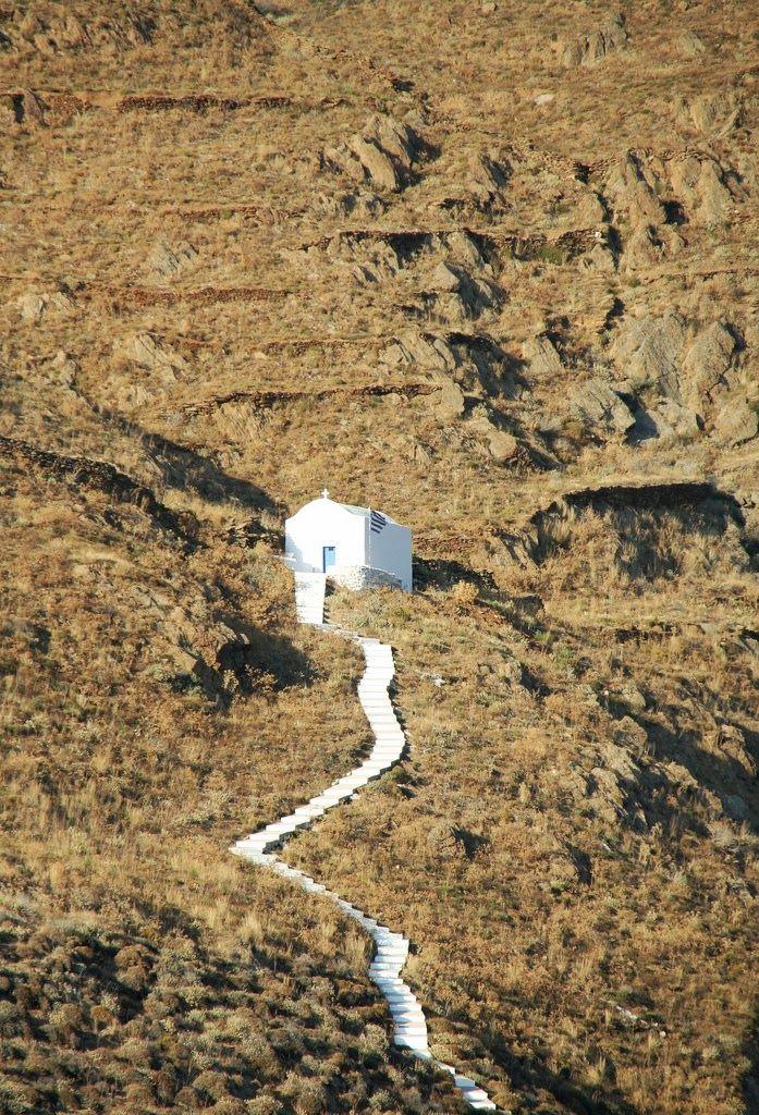 Xaris Xaris - Google+ - Chapel in Aegiali, Amorgos island, Greece #greekphotos