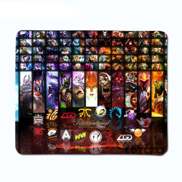 TI17 Thematic Mouse pad