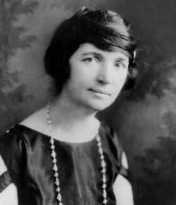 a biography of margaret sanger the founder of the birth control Eugenics and margaret sanger one of the main groups eugenicists began to  conspire with were the birth control advocates birth control emerged just after the .