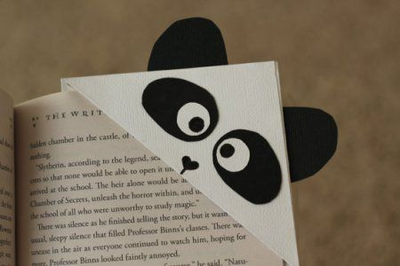 bookmark ideas | ... better idea if you try hard here are my top 10 corner bookmark ideas