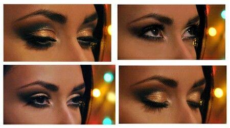 Kim kardashian style make up