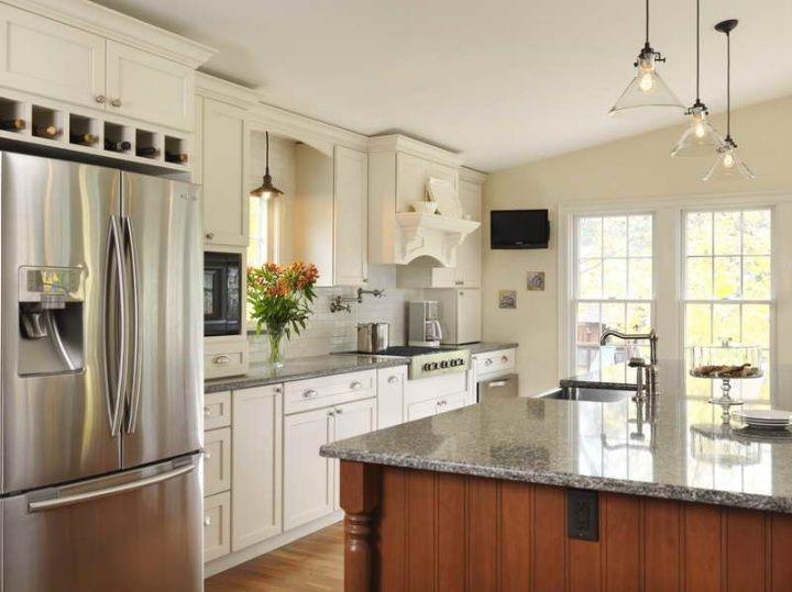 Kitchen Design Refrigerator Placement Best Kitchen Ideas Within Refrigerator Placement In Kitchen Kitchen Design Kitchen Wall Colors Best Kitchen Designs