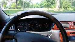 2010 Chevrolet Impala LS Review/Driving/Acceleration - YouTube
