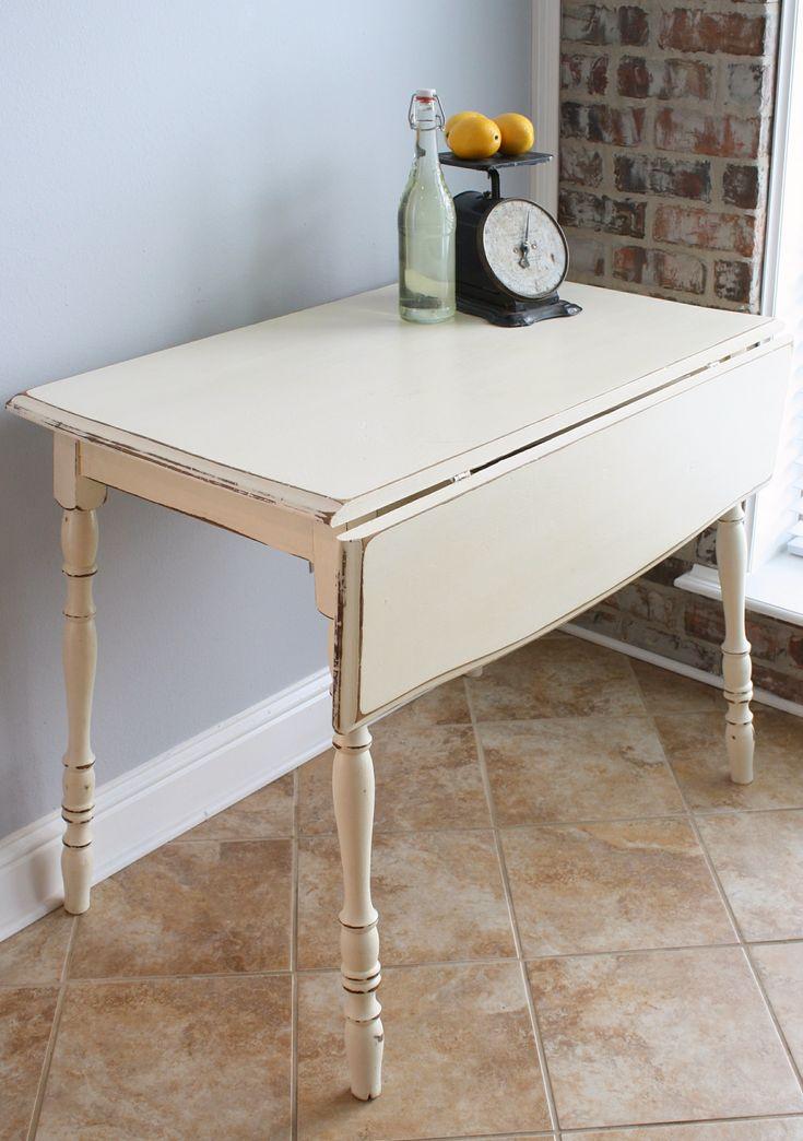 best 25 drop leaf table ideas on pinterest space saving dining table space saving table and. Black Bedroom Furniture Sets. Home Design Ideas