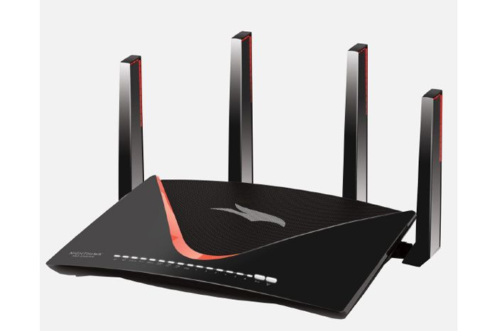 Netgear S Xr700 Nighthawk Pro Gaming Router Features 10 Gigabit Ethernet Gaming Router Netgear Router