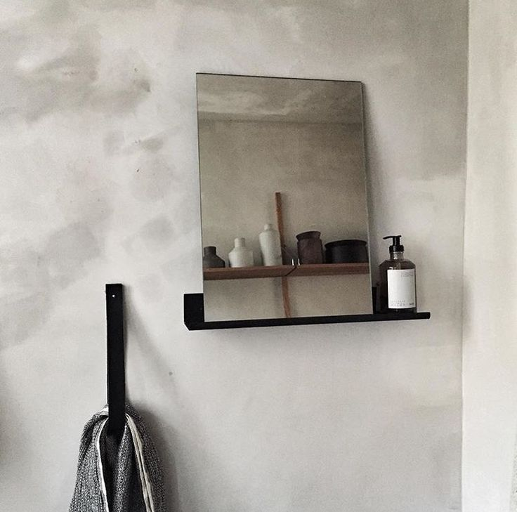 Frama Mirror Shelf