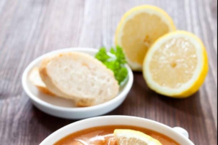 Recette de Soupe ukrainienne à la tomate épicée