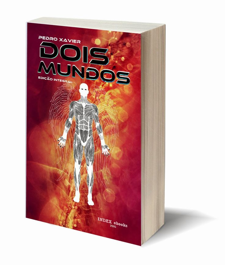 O volume integral dos 5 livros da série Dois Mundos, que já conta com mais de 32.000 downloads, agora com nova capa e uma dezena de ilustrações originais pelo autor!