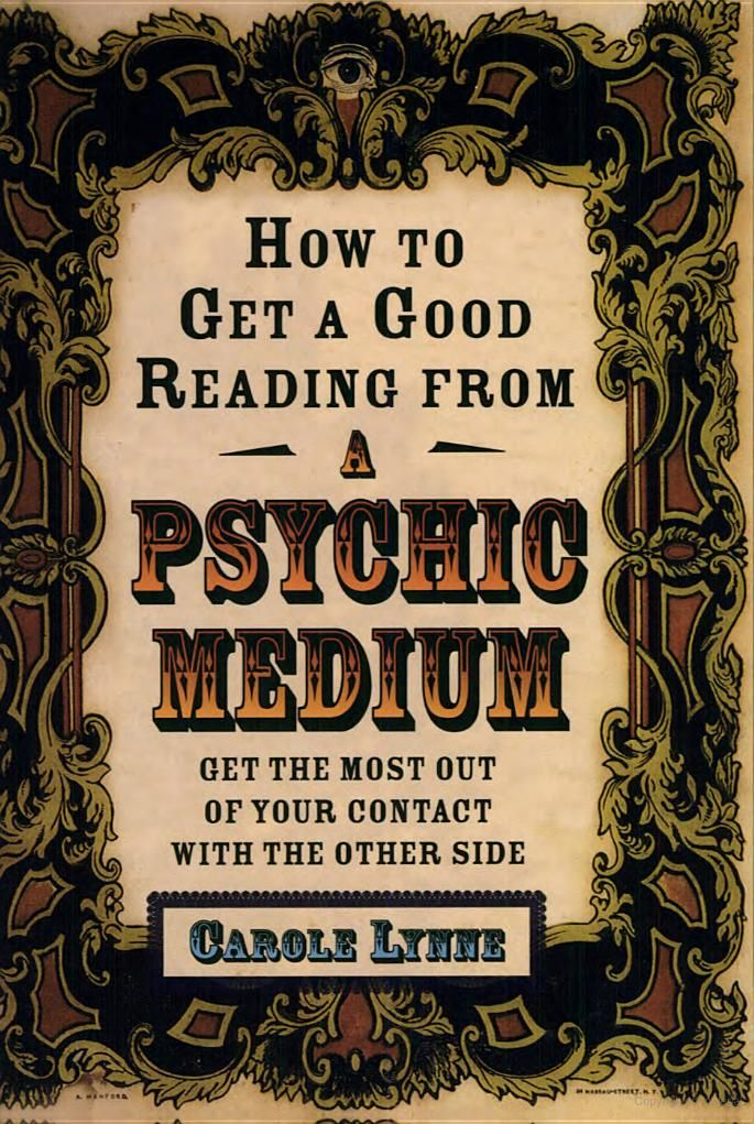 how to become a professional psychic medium