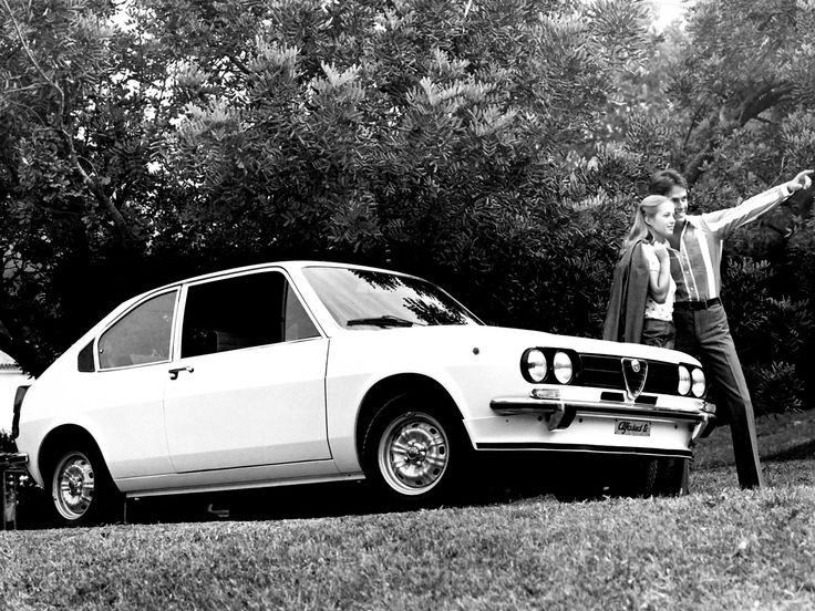 Alfa Romeo Alfasud ti - 1973