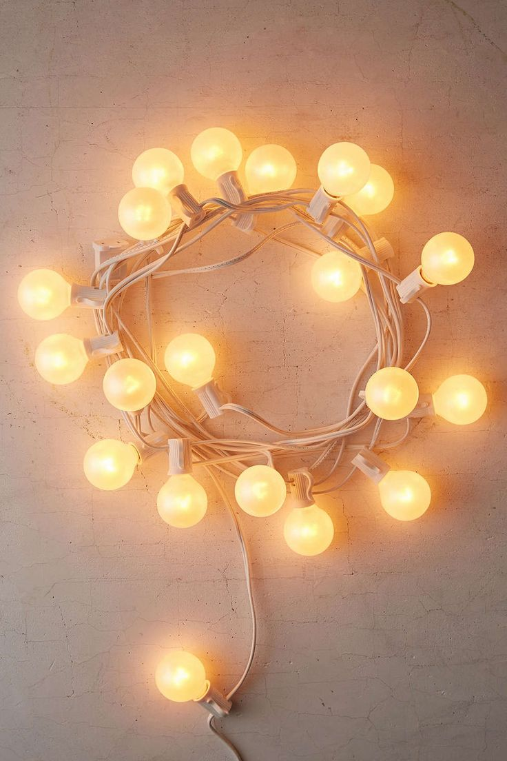 17 Best ideas about Globe String Lights on Pinterest Backyard lights diy, White string lights ...